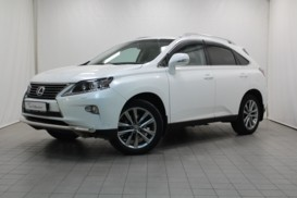 Lexus RX 2013 г. (белый)