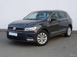 Volkswagen Tiguan 2017 г. (серый)