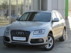 Audi Q5 2012 г. (бежевый)