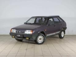 LADA 2109 1997 г. (фиолетовый)