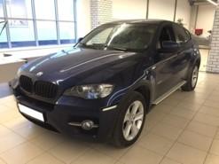 BMW X6 2010 г. (синий)