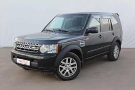 Land Rover Discovery 2011 г. (черный)