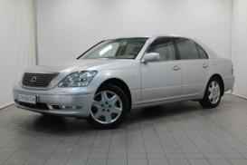 Lexus LS 2006 г. (серебряный)