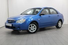 Kia Cerato 2006 г. (синий)