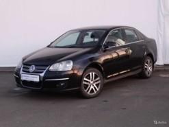 Volkswagen Jetta 2006 г. (черный)