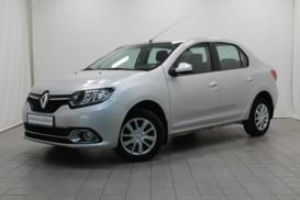 Renault Logan 2014 г. (серебряный)