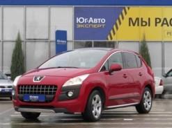 Peugeot 3008 2012 г. (красный)