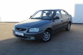Hyundai Accent 2004 г. (серый)
