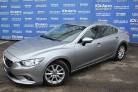 Mazda 6 2013 г. (серый)