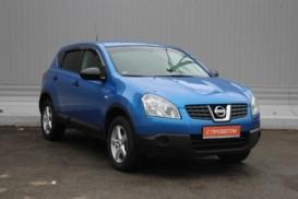 Nissan Qashqai 2009 г. (синий)