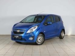 Chevrolet Spark 2013 г. (синий)