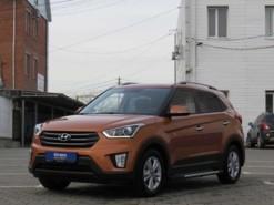 Hyundai Creta 2017 г. (оранжевый)