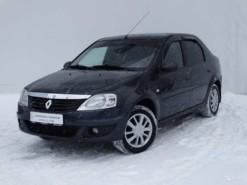 Renault Logan 2010 г. (серый)