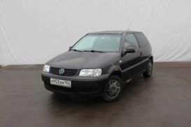 Volkswagen Polo 2000 г. (черный)