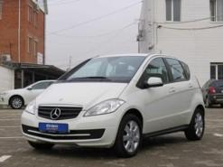 Mercedes-Benz A-klasse 2012 г. (белый)