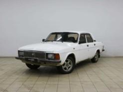 ГАЗ 3102 «Волга» 2002 г. (белый)