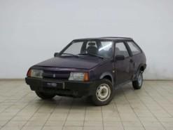LADA 2108 1991 г. (фиолетовый)