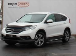 Honda Cr-v 2014 г. (белый)