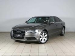 Audi A6 2013 г. (коричневый)