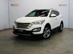 Hyundai Santa FE 2015 г. (белый)