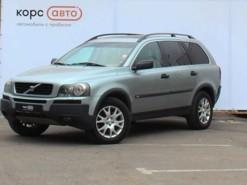 Volvo XC90 2003 г. (зеленый)