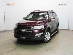 Chevrolet Captiva 2012 г. (красный)