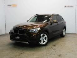 BMW X1 2013 г. (коричневый)