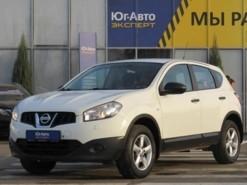 Nissan Qashqai 2011 г. (белый)