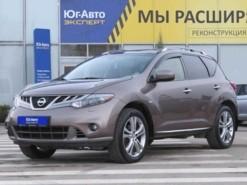 Nissan Murano 2013 г. (бежевый)