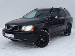 Volvo XC90 2008 г. (черный)