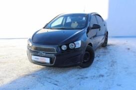 Chevrolet Aveo 2012 г. (черный)