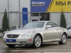 Lexus SC 2004 г. (серебряный)