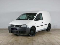 Volkswagen Caddy 2006 г. (белый)