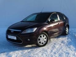Ford Focus 2008 г. (пурпурный)