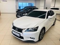 Lexus GS 2014 г. (белый)