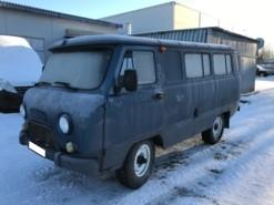 УАЗ 3962 2000 г. (голубой)