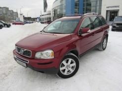 Volvo XC90 2010 г. (красный)