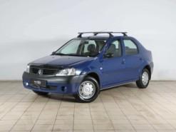 Renault Logan 2007 г. (синий)