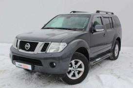 Nissan Pathfinder 2013 г. (серый)