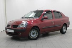 Renault Symbol 2002 г. (красный)