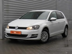 Volkswagen Golf 2013 г. (белый)