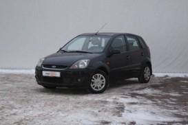 Ford Fiesta 2007 г. (черный)