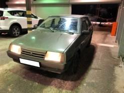 LADA 21099 1998 г. (зеленый)