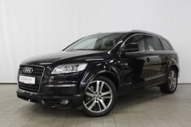 Audi Q7 2008 г. (черный)