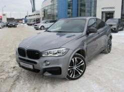 BMW X6 2016 г. (серый)