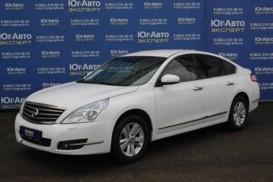 Nissan Teana 2012 г. (белый)