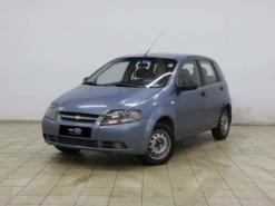 Chevrolet Aveo 2007 г. (синий)