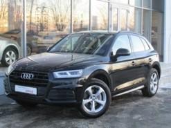 Audi Q5 2017 г. (черный)