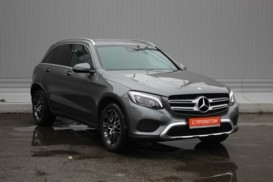 Mercedes-Benz GLC-klasse 2016 г. (серый)