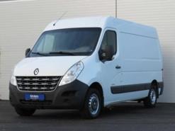Renault Master 2014 г. (белый)
